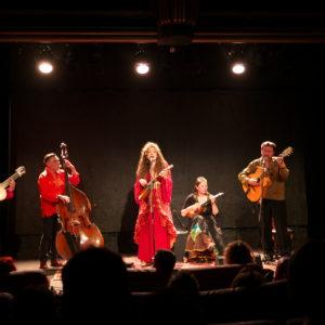 Concert au Ciné 13 Théâtre @ Ciné 13 Théâtre